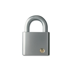 OPEN SHACKLE BORON STEEL PADLOCK