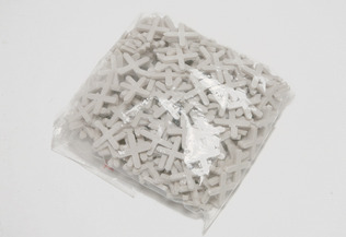 TILE SPACERS 3MM X 400