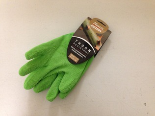 THORN RESISTANT GLOVES SML / MED
