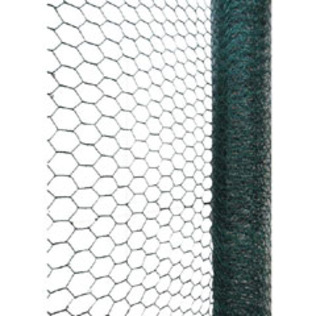 WIRE NETTING PVC COATED 5M X 0.9M X 13MM
