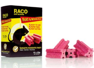 RACO 15PK BAIT BLOCKS