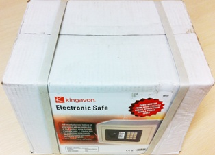 SAFE ELECTRONIC SMALL