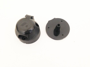 7 PIN SOCKET PLASTIC