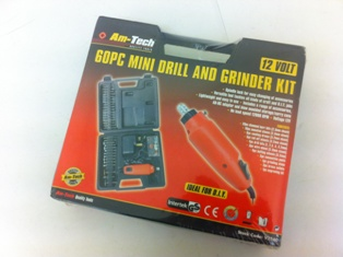 60PC MINI DRILL AND GRINDER KIT