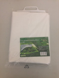 FROST & INSECT PROTECTIVE FLEECE 2 X 6M