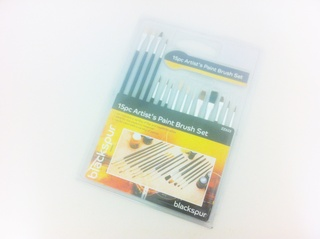 ARTIST PAINT BRUSH SET 15PC
