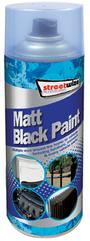 SPRAY PAINT MATT BLACK
