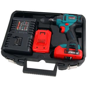 18V LITHIUM IMPACT WRENCH WITH BRUSHLESS MOTOR