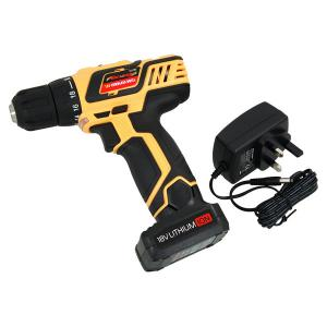 18V LITHIUM 2 SPEED DRILL