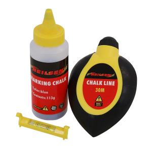 CHALK LINE SET - CHALK LINE SET - 3 PIECE