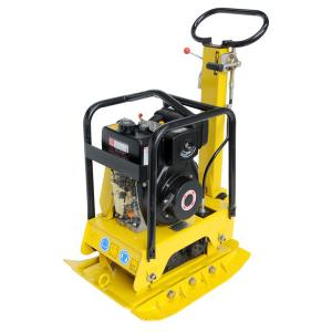 MSH160E-1 REVESIBLE PLATE COMPACTOR 6HP DIESEL ENGINE