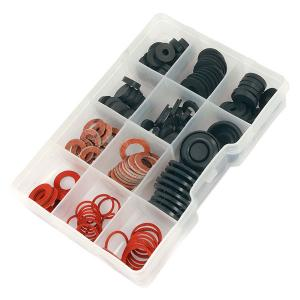 WASHERS - 144 PIECE ASSORTMENT