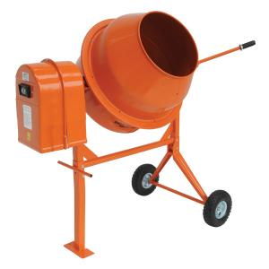 CONCRETE MIXER(ELECTRIC) 1801 240V
