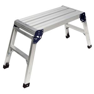 WORK BENCH STEP - ALUMINIUM / FOLDABLE