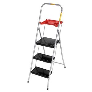 LADDER - 3 STEP WITH TRAY
