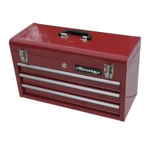 TOOL BOX - PORTABLE WITH 3 DRAWERS TBD133-X