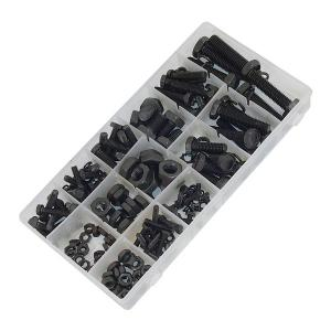 240 PC NUT AND BOLT ASSORTMENT