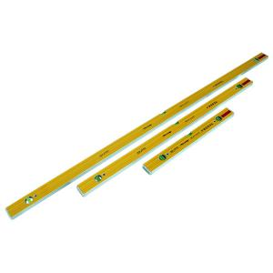 SPIRIT LEVEL SET 3PC HEAVY DUTY 24INCH+48INCH+72INCH
