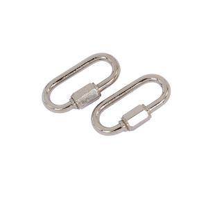QUICK LINK 2PC X 4MM