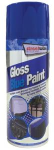 BLUE GLOSS PAINT 400ML