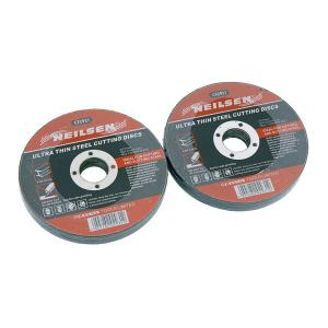 METAL THIN CUTTING DISC 115X1X22.2MM SOLD IN BOX OF 20PCS