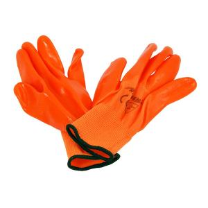 PVC WORKING GLOVES SOLD IN MIN 12 PAIR