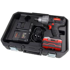 18V LI-ION CORDLESS IMPACT WRENCH  600NM