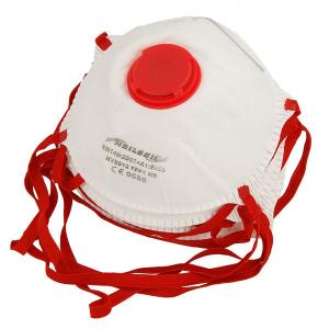 5PCS DUST MASKS WITH VALVE