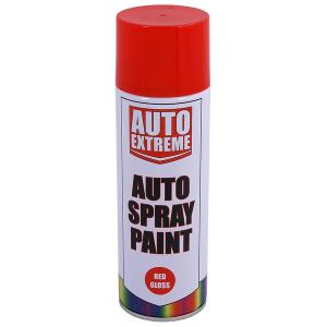SPRAY PAINT RED GLOSS