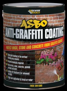 ANTI GRAFFITTI COATING 5 LTR