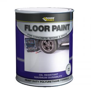 FLOOR PAINT GREY 5L