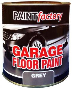 GREY GARAGE FLOOR PAINT 750ML