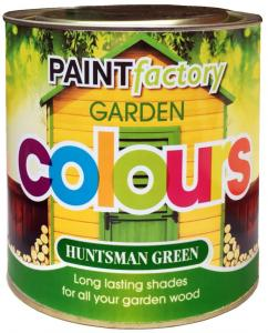 GREEN GARDEN PAINT 750ML