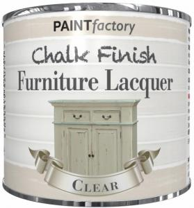 CHALK FINISH FURNITURE LACQUER 200ML