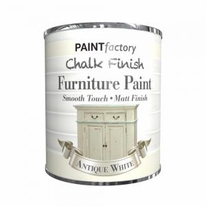 CHALK FINISH PAINT ANTIQUE WHITE 650ML