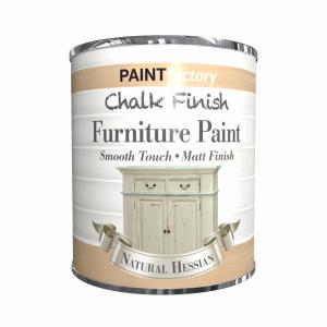 CHALK FINISH PAINT NATURAL HESIAN 650ML