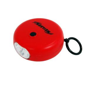FLASHLIGHT PULL STRING RECHARGEABLE