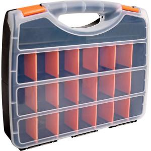 21 COMPARTMENT ORGANISER CASE