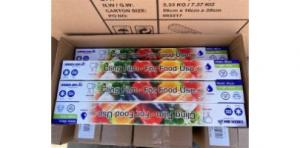 40M CLEAR CLING FILM