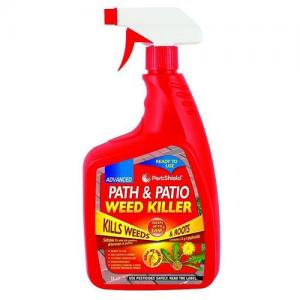 PATH & PATIO ADVANCED WEED KILLER 1L