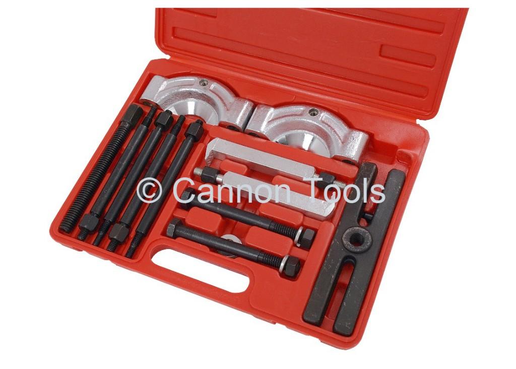 Bearing Splitter Gear Puller : Gear puller and bearing splitter set pcs automotive