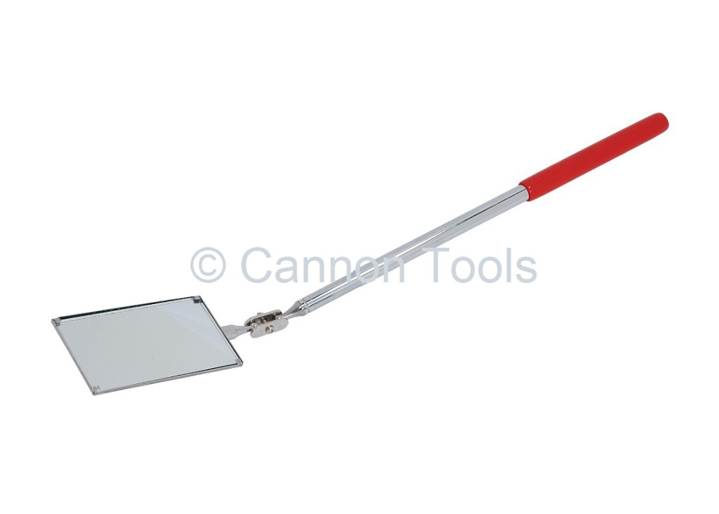 Inspection mirror 50 x 80mm automotive tools diesel for Mirror 80 x 50