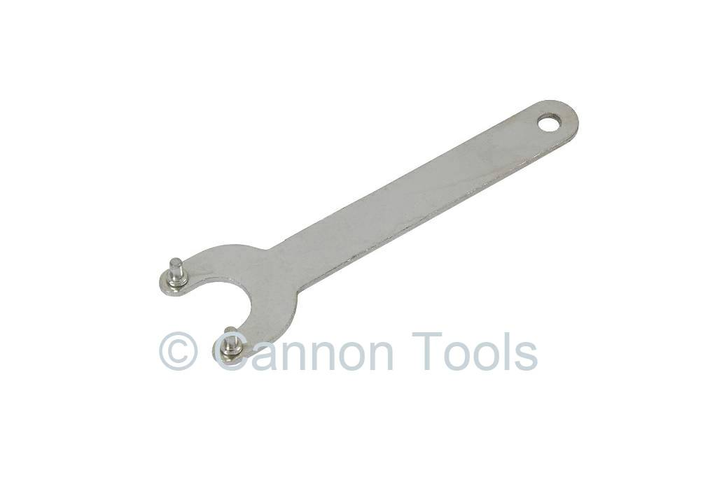 PIN SPANNER 1PC 115MM