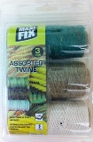 TWINE ASSORTED X 3PCS