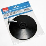 5INCH BACKING DISC WITH HOOK AND LOOP