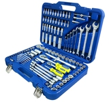 TOOL KIT 105PC 1/4 AND 1/2INCH DR
