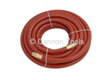 AIR HOSE 3/8IN. X 30IN. RED RUBBER