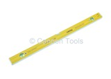 SPIRIT LEVEL  36 INCH PRO RIBBED H/D
