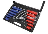 SCREWDRIVER SET  HEAVY DUTY 12 PIECE