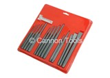 PUNCH AND CHISEL SET - 16 PIECE